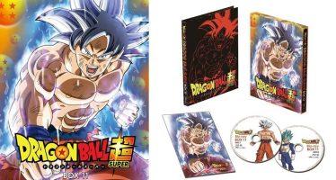 Dragon Ball Super: El Box 11 de la serie se lanza el 3 de julio de Japón, con este se pone fin a la serie y el doblaje latino puede ser completado