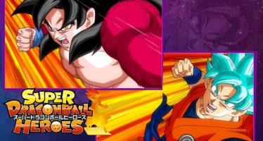 """Biografías Oficiales de los Personajes de la Nueva Serie """"Super Dragon Ball Heroes"""""""