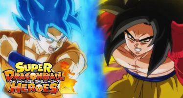 Super Dragon Ball Heroes: ¡Título y Sinopsis Oficial del Primer Episodio de la Nueva Serie!