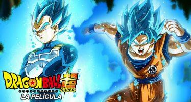 Dragon Ball Super [Película]: ¡Así se verán Goku y Vegeta Super Saiyajin Blue en la Nueva Película!
