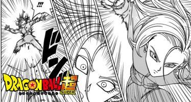 Dragon Ball Super: ¡Primeras Imágenes Filtradas del Manga 36! ¡La Batalla del amor!