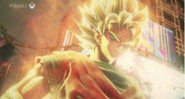 """""""Jump Force"""", el Videojuego Crossover de Dragon Ball, One Pice y Naruto"""
