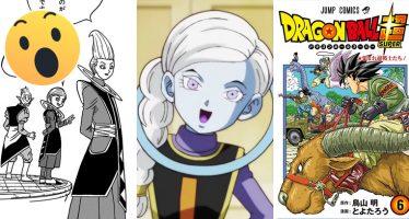 Dragon Ball Super: ¡¡Cus es la Hermana Mayor de los Ángeles!! ¡Contenido Inédito en el Tomo 6 del Manga!