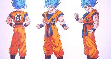 Dragon Ball Super: Con la Comic Con a la vuelta de la esquina, comienzan a filtrarse nuevas imágenes con los diseños de los personajes.