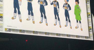 Dragon Ball Super: Da comienzo el evento de Dragon Ball en la Comic Con (Diseños finales de los personajes y Vegeta SSJ God canon)