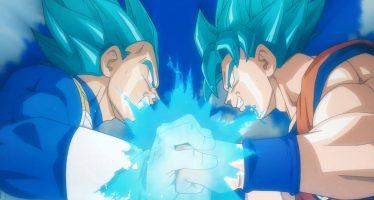 Dragon Ball Super: Un nuevo comercial de Toshiba nos muestra un fragmento inédito de la batalla final entre Goku y Vegeta de DBS