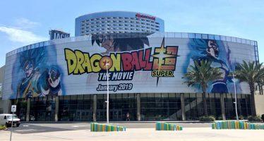 Dragon Ball Super: La Comic Con de San Diego ya ha comenzado y Dragon Ball es uno de los protagonistas del evento (Mira las imágenes)