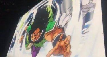 Dragon Ball Super: El segundo trailer de la película se está emitiendo en estos instantes (Primera imagen del trailer)