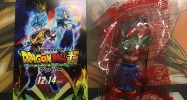 Dragon Ball Super: Comienzan a circular las primeras figuras de la película y una de ellas pudo haber revelado una nueva transformación para Goku «El SSJ legend»