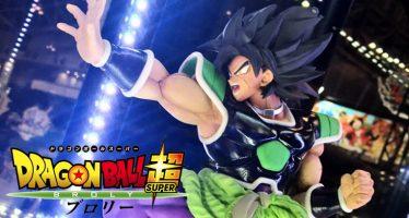 ¡¡Se dio a Conocer La Primera Figura Coleccionable del Nuevo Broly de la Película Dragon Ball Super!!