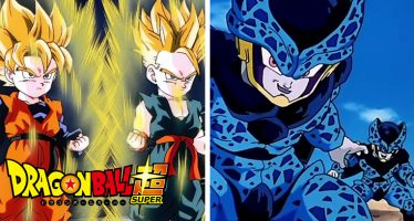 ¡¡Goten y Trunks se enfrentan a los Cell Jr. en el Nuevo Capítulo Especial del Manga de Dragon Ball Super!!