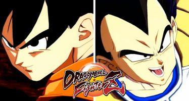 Dragon Ball FighterZ: ¡¡Mira los Tráilers de Presentación de Goku y Vegeta [Saga de los Saiyajins]!!