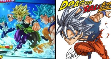 ¡¡Toyotaro Nos Sorprende al Revelar Dos Increíbles Ilustraciones: Goku y Vegeta VS Broly y Goku Ultra Instinto!!