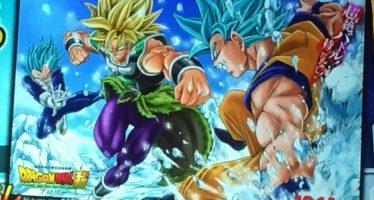 Dragon Ball Super: Imagen promocional de la nueva película de DBS hecha por Toyotaro en HD, ¡Impresionante!
