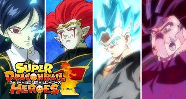 Super Dragon Ball Heroes: ¡¡Presentan el Tráiler Oficial de Apertura de la Misión del Universo 3!!