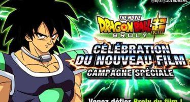 Dragon Ball Z Dokkan Battle: Se anuncia nuevo evento de Broly en el juego DBZ Dokkan Battle (Se vienen los Spoilers)