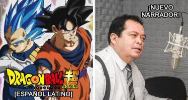Dragon Ball Super: ¡¡Se Confirma Quién Es el Nuevo Narrador de la Serie en Español Latino!!
