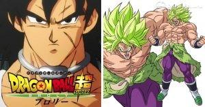 Dragon Ball Super [Broly]: ¡Entrevista a Naohiro Shintani, Diseñador de Personajes de la Nueva Película! + ¡¡Diseños de Goku y Broly!!