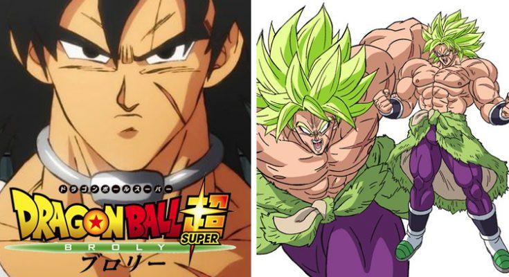 Dragon Ball Super Broly Entrevista A Naohiro Shintani Diseñador