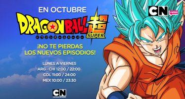 Dragon Ball Super: Se acabo la espera, Hoy se entrenan los nuevos capítulos de DBS en Cartoon Network (Horarios)
