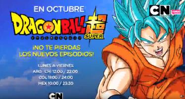 Dragon Ball Super: Cartoon Network anuncia oficialmente el estreno de DBS latino (segunda temporada)