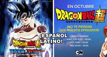 Dragon Ball Super: ¡¡Opening 2 en Español Latino (Oficial)!! ¡¡Cartoon Network Anuncia Nuevos Episodios para el Próximo Mes!!