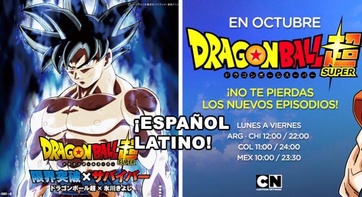 dragon ball super opening 2 en español latino oficial