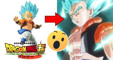 """Dragon Ball Super [Broly]: ¡¡La Verdad sobre """"la Nueva Figura Oficial de Gogeta Blue"""" de la Nueva Película!!"""