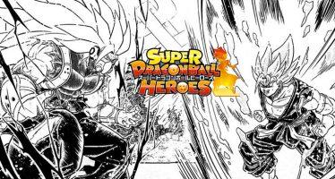 Super Dragon Ball Heroes: ¡¡Capítulo N° 3 del Manga [Completo/ Español]!! ¡¡Kanba vs Vegetto Blue!! ¡Entra y Mira Algunas Cosas que Veremos en el Tercer Capítulo de la Serie Animada…!