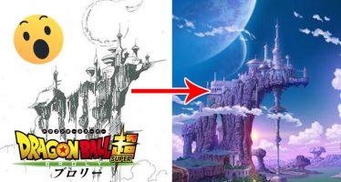 Dragon Ball Super [Broly]: ¡¡Esta fue la Inspiración para Crear el Castillo del Rey Vegeta!!