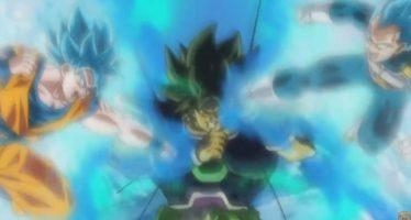 Dragon Ball Super [Broly]: Nuevas imágenes filtradas para la película de DBS Broly