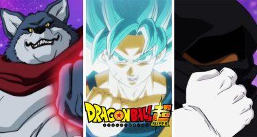 Dragon Ball Super [Latino]: ¡¡Título y Sinopsis Oficiales del Episodio 81!! ¡¡Bergamo el demoledor contra Son Goku!!
