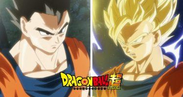 Dragon Ball Super [Latino]: ¡¡Título y Sinopsis Oficiales del Episodio 90!! ¡Supera los límites! ¡¡Goku contra Gohan!!
