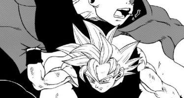 Dragon Ball Super [Manga]: ¡¡Primeras Imágenes Filtradas del Capítulo 41!! ¡¡El Ultra Instinto en su Forma Perfecta!!