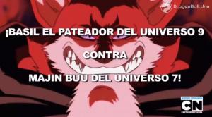 """Dragon Ball Super: Título, sinopsis y avance oficial para el capítulo 79 de DBS Latino """"""""Basil del Universo 9 VS Majin Buu del Universo 7"""""""