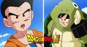 Dragon Ball Super [Latino]: ¡¡Título y Sinopsis Oficiales del Episodio 75!! ¡Goku y Krillin! ¡¡De vuelta a los fundamentos de su entrenamiento!!