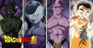 Dragon Ball Super [Latino]: ¡¡Título y Sinopsis Oficiales del Episodio 76!! ¡¡El regreso del espíritu de lucha de Krillin!!