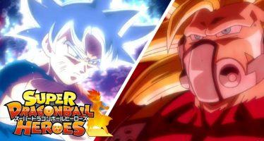 Super Dragon Ball Heroes: ¡¡Título y Sinopsis del Episodio 6!! ¡¡Goku Ultra Instinto vs Kanba!! [Vista Previa del Sitio Web Oficial]