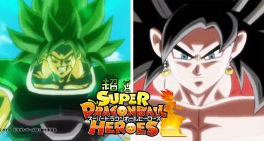 Super Dragon Ball Heroes: ¡¡Broly y Vegetto Super Saiyajin 4 Aparecen en el Nuevo Tráiler Promocional del Aniversario N° 8!!