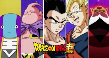 Dragon Ball Super [Latino]: ¡¡Títulos y Sinopsis de los Episodios 78, 79, 80, 81 y 82!! «El Torneo de Exhibición»
