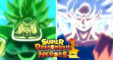 Super Dragon Ball Heroes: ¡¡Mira el Tráiler Oficial de Apertura de la Misión del Universo 5 (en HD)!!
