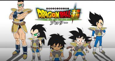Dragon Ball Super [Broly]: ¡¡Revelan los Diseños Oficiales de Goku, Vegeta, Raditz, Broly (Niños) y Nappa (Joven)!! + ¡¡Mira las Nuevas Figuras Coleccionables!!