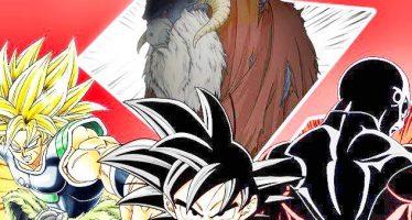 Dragon Ball Super: El sitio oficial de la revista V-Jump presenta una imagen de la nueva saga de DBS con el posible villano