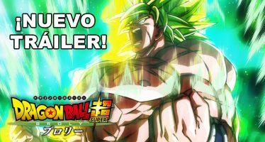 Dragon Ball Super [Broly]: ¡¡Increíble!! ¡¡Mira el Nuevo Tráiler Filtrado de la Película en versión Extendida y en HD!!