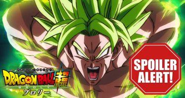 Dragon Ball Super [Broly]: ¡¡Aparecen los primeros SPOILERS de la Nueva Película!!