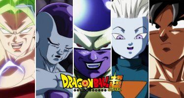 """Dragon Ball Super [Latino]: ¡¡Títulos y Sinopsis de los Episodios 93, 94, 95, 96 y 97!! """"¡El Torneo de la Fuerza está por Comenzar!"""""""
