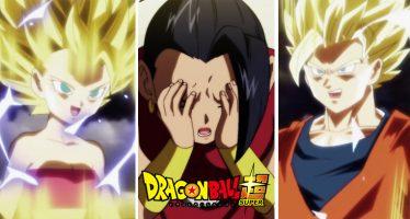 Dragon Ball Super [Latino]: ¡¡Título y Sinopsis Oficiales del Episodio 100!! ¡¡El despertar de la furia total de una guerrera!!