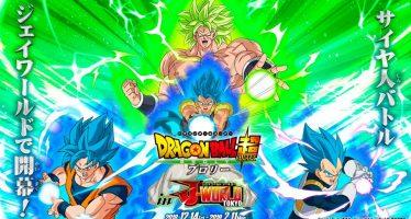 Dragon Ball Super [Broly]: Te presentamos nuestro primer noticiario semanal