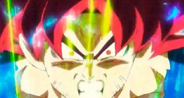 Dragon Ball Super [Broly]: Nuevo Spot publicitario «La asombrosa transformación en SSJ Blue de Goku»