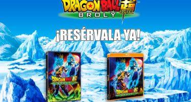 Dragon Ball Super Broly: Fecha oficial para el lanzamiento de la edición DVD y Blu-ray de DBS Broly